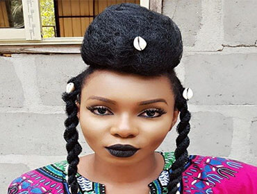 Yemi Alade S Funky Hairstyles To Look Out For