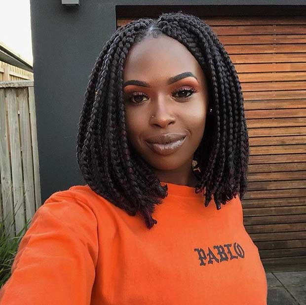 Braids With Bangs Back In Vogue Darling Hair South Africa