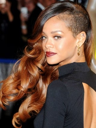 Rihanna's Striking Hair Evolution