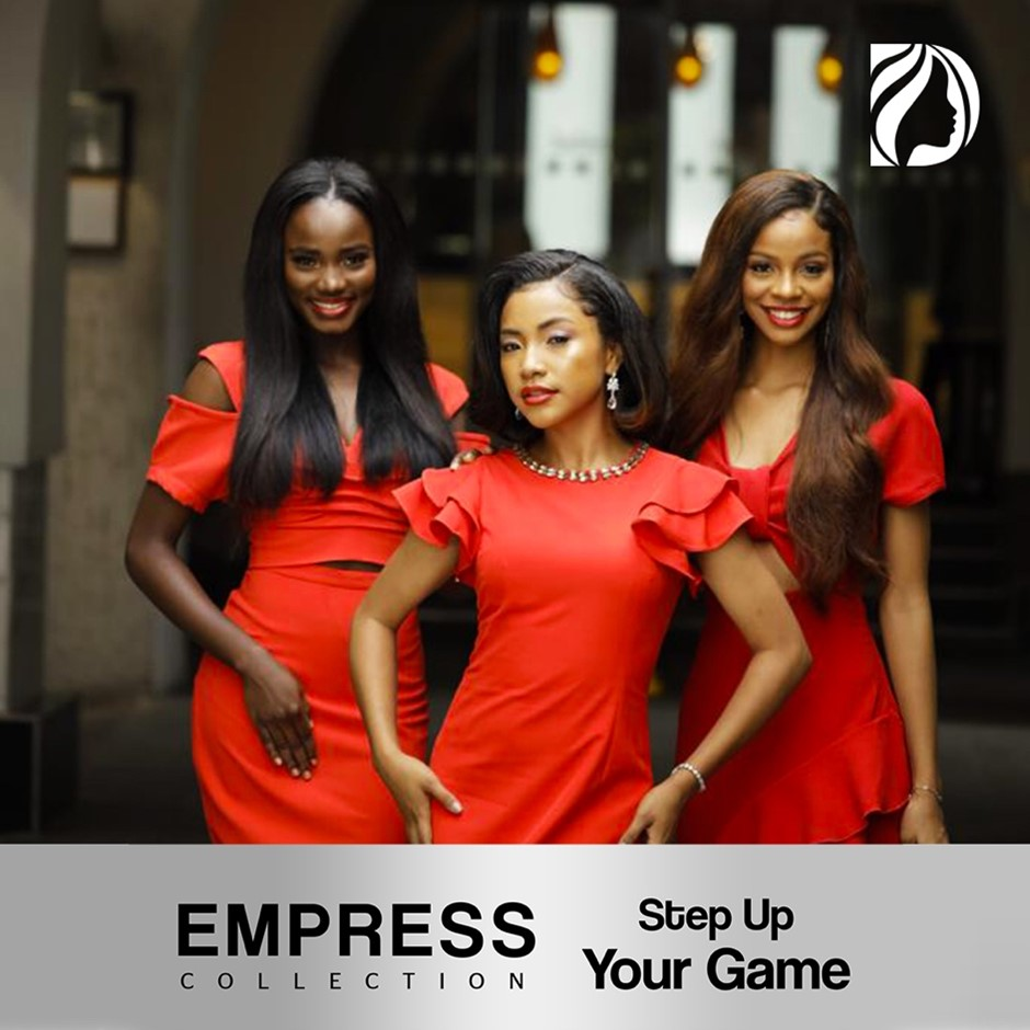 How to keep your empress collection weaves looking fresh and fabulous