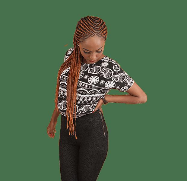 African Hair Braid-L. PAMOJA