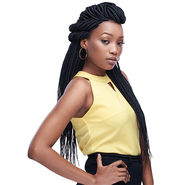 African Hair Braid-LONG ABUJA
