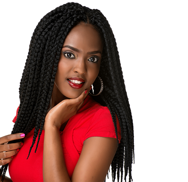 African Hair Crochet Braid-TATU BRAID