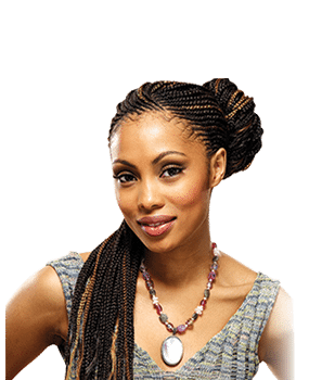 African Hair Braid-EXPRESSION BRAIDS