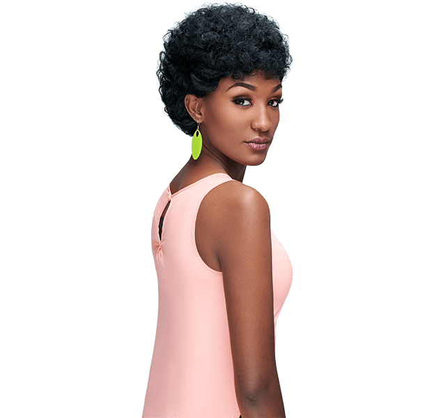 sunny shade weave style - a short weave style