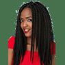 African Hair Crochet Braid-TATU BRAID