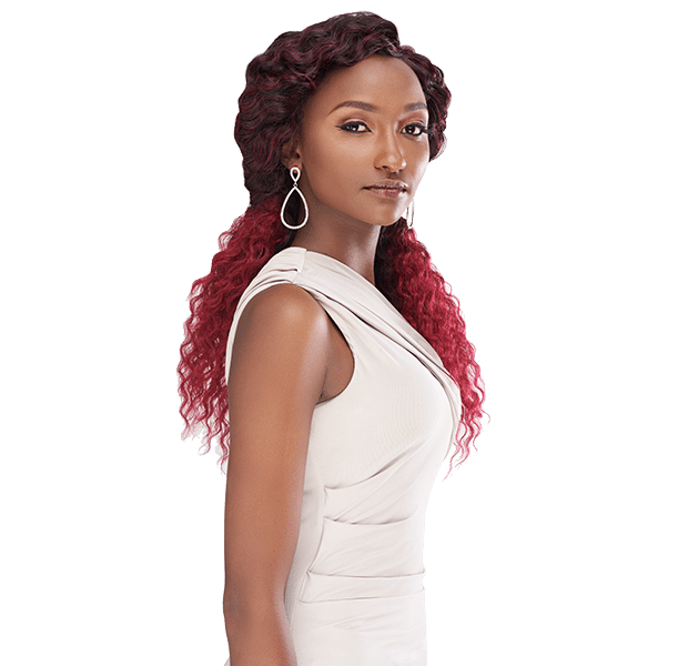 Siorra weave - well defined curls and available in multiple colors