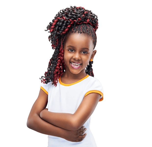 Fine Baju Baju Braid Hairstyle Perfect For Your Kids Darling Natural Hairstyles Runnerswayorg