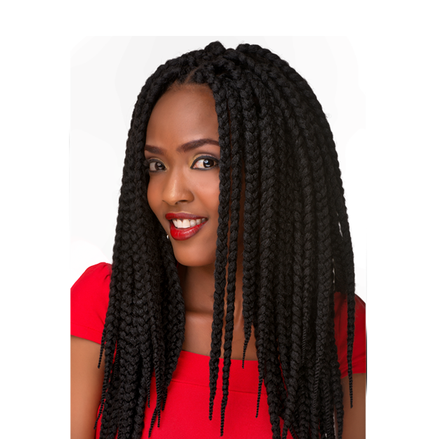 Tatu braid crochet hairstyle