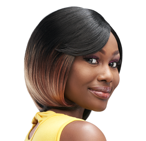 flat iron short weave style a legacy product giving you a