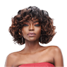 Patra weave style- the weave with fun curls which give your hair volume and bounce
