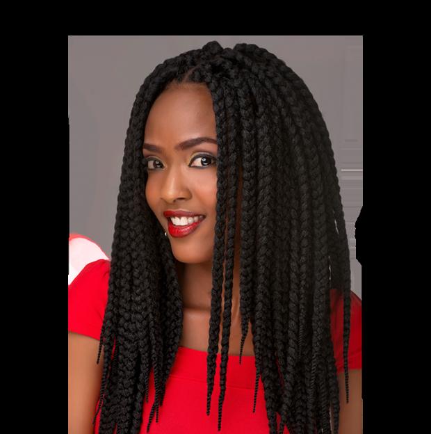 Tatu braid crochet hairstyle
