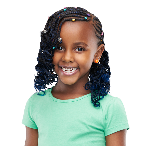 Twinkle braid- Amazing braid hairstyle for children's hair texture.