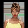 New celebrity Winnie weave style - short weave style by darling