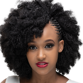 Spring Twist crochet hairstyle- the pride of every women