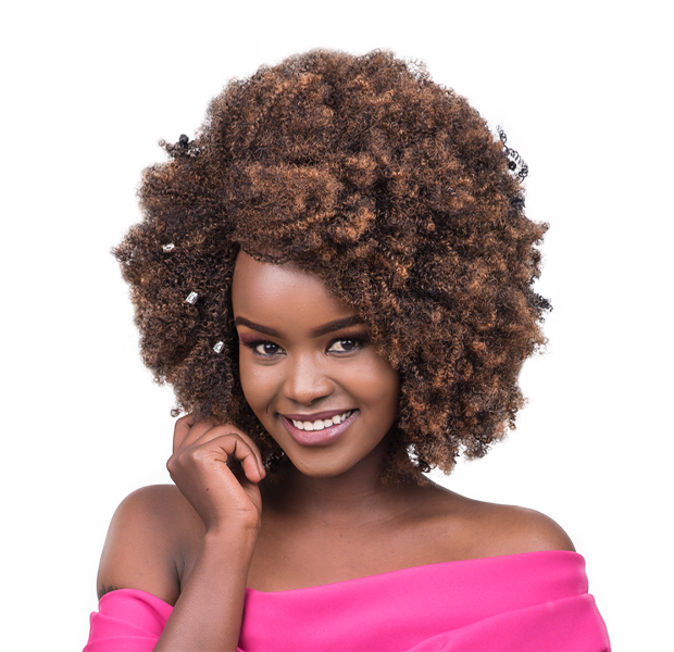 Afro Diva hairstyle