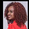 Lulu curl - long lasting bouncy curls