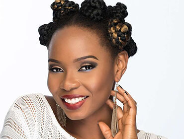 How To Style Your Hair Like Yemi Alade