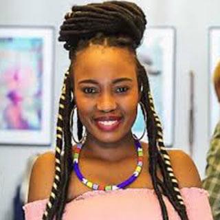 Zenande Mfenyana Dread Styles