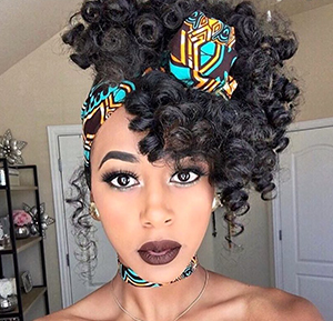 How To Style Soft Dreadlocks Darling Hair South Africa