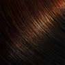 Rich Ombre Black/Copper hair colours