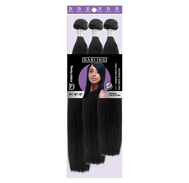 Indian remy weave
