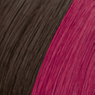 Natural Black and Auburn blend hair extensions with Darling Hair South Africa