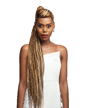 Super Soft Braids - crochet braids - with Darling hair south africa