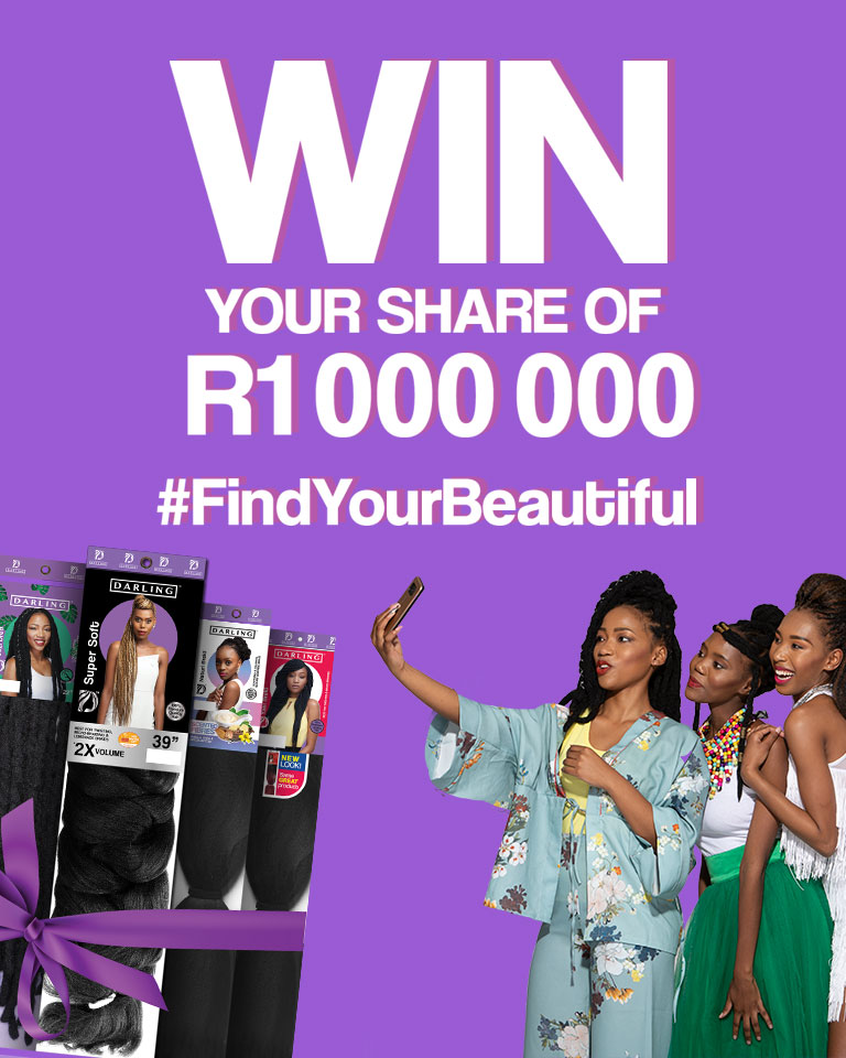 Win with Darling #FindYourBeautiful