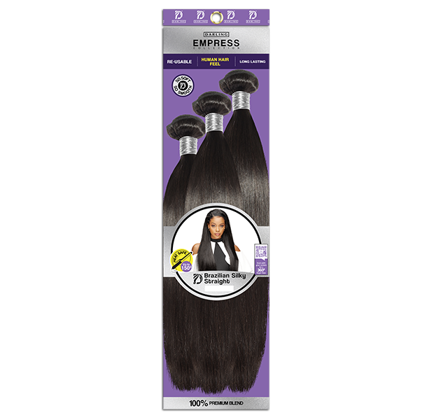 Premium Collection-EmpressCollection Brazilian Silky Straight Long pack