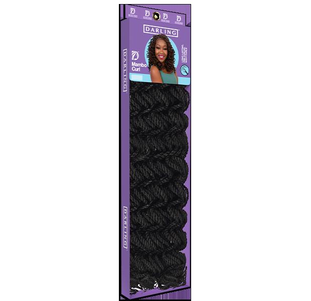 Mambo Curl packaging