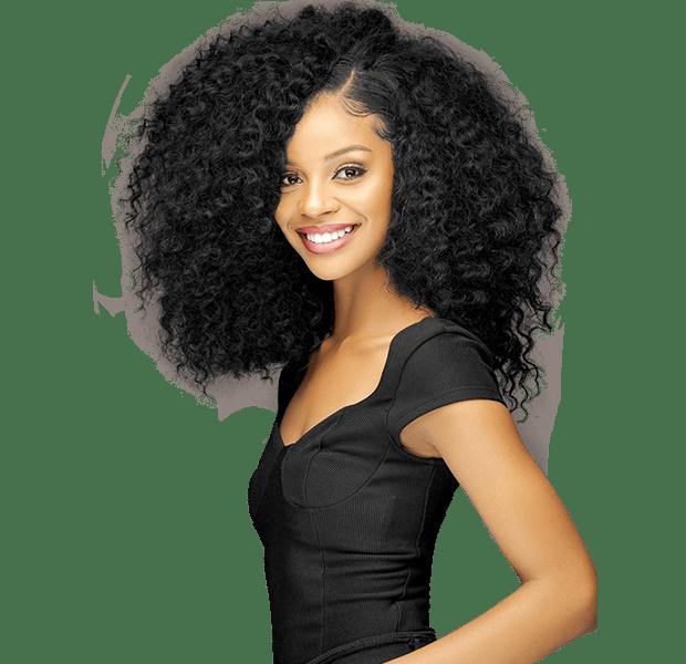 Mongolain Wave high quality hair weave
