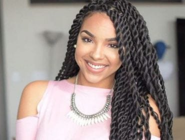 A Twist Braid Hairstyle That Will Change Your Look Darling